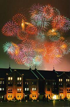 花火 Hanabi (Fireworks) in Japan