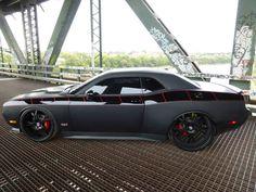 2012 Dodge Challenger SRT8 392HEMI Wide Body – American Muscle Cars