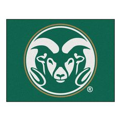 "Colorado State All-Star Mat 33.75x42.5 - Show your team pride and add style to your tailgating party with FANMATS area rugs. Made in U.S.A. 100% nylon carpet and non-skid recycled vinyl backing. Machine washable. Officially licensed. Chromojet printed in true team colors.FANMATS Series: ALLSTARTeam Series: Colorado State UniversityProduct Dimensions: 33.75""x42.5""Shipping Dimensions: 34""x23""x1"". Gifts > Licensed Gifts > Ncaa > All Colleges > Colorado State University. Weight: 3.40"