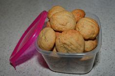 Voňavé jablečné sušenky