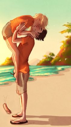 Percabeth *^*  I know I've pinned this already but...