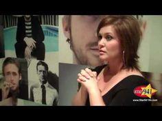 Shannon Freaks Out at Ryan Gosling Bathroom