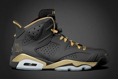 OVO-Themed Air Jordan 6s