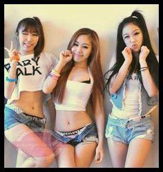 waveya MIU, Ari and DooRI