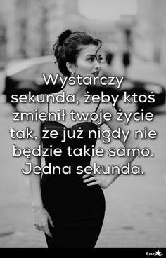BESTY.pl - Wystarczy sekunda, żeby ktoś zmienił twoje życie tak, że już nigdy nie będzie takie samo. Jedna s...