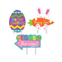 Happy easter letter banner easter egg party promocodes easter easter holidays sale coupons and deals 2017 negle Gallery