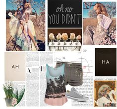 """Spring Kiss"" by anavalentinaflorea ❤ liked on Polyvore"