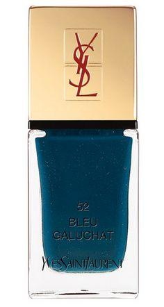 Yves Saint Laurent Bleu Galuchat