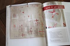 "I want this book ""Quilting Modern"""
