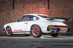 1987-89 Porsche 911 Carrera 3.2 Clubsport Coupe