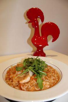 Squid rice