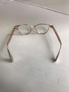 Vintage Tura Metal Frames  #cateyeframes #eyeglasses #metalframes #Turaeyeglasses #Turaglasses #vintageeyeglasses #Vintageframes #vintageTura Glasses Frames, Eye Glasses, Metal Frames, Rose Gold Color, Vintage Frames, Lenses, Ear, Bracelets, Jewelry