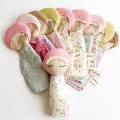 Lovely... Mini's ✨✨ #mendbyrubygracedolls #mendbyrubygrace #dollmaker