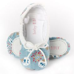 Baby Bloch shoes - so cute!