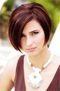 Short hair cut- love the color!!