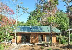 めでる家 | 施工事例 | 八ヶ岳・長野・山梨・群馬・関東で自然素材の注文住宅なら工務店「アトリエデフ」