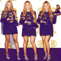 Beyonce Grammy Awards 2015