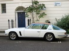 Jensen Interceptor the car Jensen Aims from death race was named after