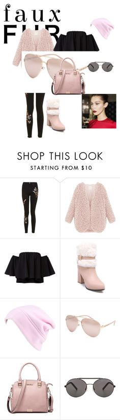 """""""Untitled #29"""" by lily-ngugi ❤ liked on Polyvore featuring Topshop, Full Tilt and Seafolly"""