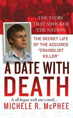 A Date With Death by Michele R. McPhee. A book about the Craigslist Killer in Boston. I like police procedurals, and true crime, but this wasn't one of the goodies.  It was repetitive, as if the author had only so many facts and had to stretch them out to make it into a full length book.  There are better true crimes out there, given the choice, I'd probably pass this one up.  I will say this though, I liked McPhee's writing style.  I'm tempted to read Mob Story to see if it's better.