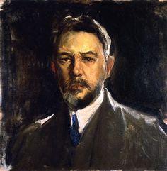 The Athenaeum - Self-Portrait (Joaquin Sorolla y Bastida - )