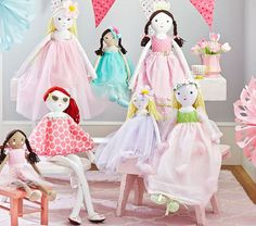 Designer Doll Collection