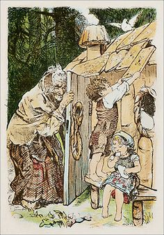 fairytalemood: Kinder- und Hausmärchen...