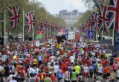 London Marathon (April)
