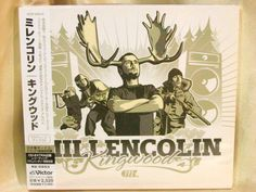 CD/Japan- MILLENCOLIN Kingwood +1 bonus trk w/OBI RARE DIGIPAK VICP-63015 #PunkRockPopPunkAlternativeRock