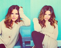 sophia bush...goodness she is beautiful! And smart!! One of my favs!