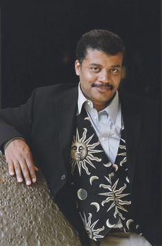 Neil DiGrasse Tyson- Astrofísico/Astrophysicist