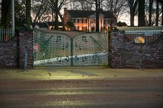 Rare Graceland | Graceland - Elvis Presley's home in Memphis, Tennessee, USA - gallery ...
