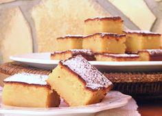 CAJITAS DE GALLETAS: Tarta de almendras sin gluten (con chocolate blanco y ron)