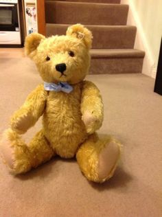 Steiff Bear Blond 50 - 1951 Limited Edition Of 4000 | eBay