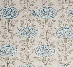 Samode in Indigo, Lisa Fine Textiles