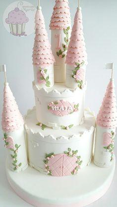 Torta de princesas