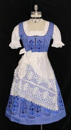 DIRNDL Dress - eBay Elegant Dresses For Women, Nice Dresses, Dirndl Dress,  Folk 4e5dd2bcc8