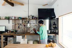 キッチン (から coil松村一輝建設計事務所)