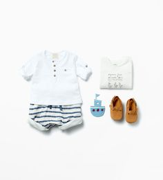 New clothes baby boy summer kids fashion Ideas Baby Outfits, Summer Fashion Outfits, Kids Outfits, Baby Boy Fashion, Kids Fashion, Fashion Clothes, Style Fashion, Fashion Ideas, Zara Mode