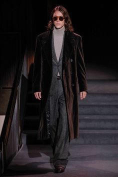 Tom Ford Fall-Winter 2016 - New York Fashion Week