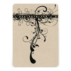 ==>Discount          	Black Funky Elegant Swirls Wedding RSVP Invitation           	Black Funky Elegant Swirls Wedding RSVP Invitation so please read the important details before your purchasing anyway here is the best buyDiscount Deals          	Black Funky Elegant Swirls Wedding RSVP Invitat...Cleck Hot Deals >>> http://www.zazzle.com/black_funky_elegant_swirls_wedding_rsvp_invitation-161566214915431150?rf=238627982471231924&zbar=1&tc=terrest