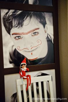 silly ideas for elf on the shelf