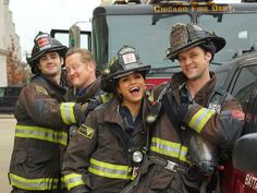 Jesse and Chicago Fire