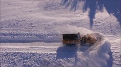 Drone footage of Plow clearing deep snow from a mountain road in Elgin New Brunswick, Canada. Plow operator is Devin Bannister of Elgin New Brunswick. Snow Plow, Back Road, New Brunswick, Roads, Scenery, Canada, Outdoor, Outdoors, Road Routes