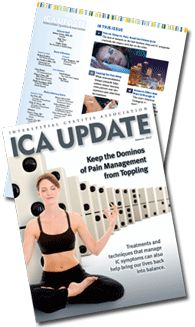 ICA Update, Quarterly Magazine About Interstitial Cystitis (IC)
