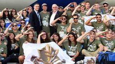 30 декабря в Израиль прилетели 60 граждан США и Канады, которые репатриировались в еврейское государство в рамках программы «Нефеш бе-Нефеш» («Душа к душе»).