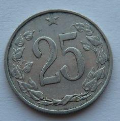 25 haléřů