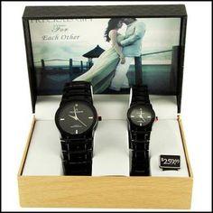 Watchsupermarket.co.uk - Michael Kors Gift Set - Matching His and ...