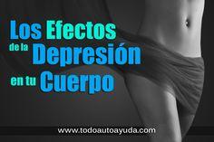 los efectos de la depresion en tu cuerpo