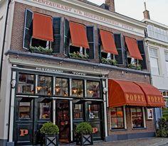 Restaurant Poppe aan de Luttekestraat 66 in Zwolle